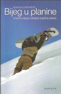 Knjiga Berislava Lončarevića govori o počecima snowboarda u Hrvatskoj, ali to je isto tako i istinita priča o šarolikoj grupici individua koja je odlučila potražiti jedan drugačiji put. Ti inovativni klinci su okrenuli leđa gradu i svemu što on predstavlja, otisnuli se put planina, snijega i pokušali oživjeti one stare ideale poznate nam iz vremena hippy pokreta ili rock and roll revolucije šezdesetih. Ideale slobode, zajedništva, ljubavi i prijateljstva.