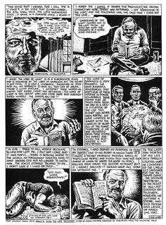 R. Crumb Illustrates Philip K. Dick's Hallucinatory Spiritual Experience | Brain Pickings 8