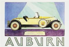 Vintage Car Advertisements of the 1920s vintageadbrowser.com