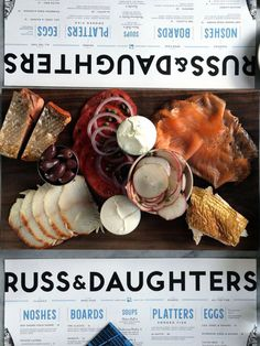 Russ & Daughters, Lower East Side