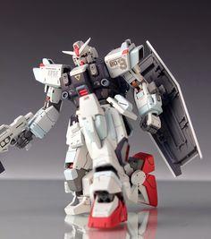 Gundam Blue Destiny Unit 3 - Customized Build Modeled by Redbrick Destiny Video Game, Ground Type, Gunpla Custom, Mecha Anime, Gundam Model, Mobile Suit, Action Figures, The Unit, Building