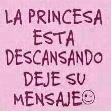 la princesa..