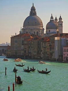 Venice; Italy - So going here!