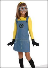 Despicable Me 2 Deluxe Girls Minion Costume, Medium Is your little girl a Despicable Me fan? If so, she will love dressing up in this officially licensed by Universal Studios costume. Product Highlights: Complete costume comes with dress, glove and goggles Bright, bold colors Can be worn for any occasion that calls for a costume …