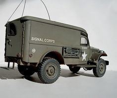Dodge WC-54, Signal Corps