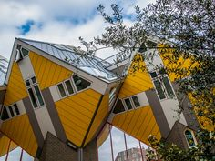 https://flic.kr/p/TdqwTq | Cube Houses | #rotterdam #cubehouses #casascubo #photography