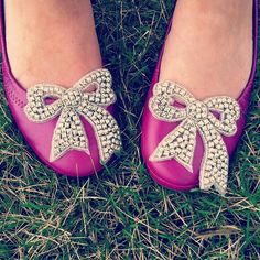 'Amelie' Bow shoe clips!--- I just want the shoe clips!!!!