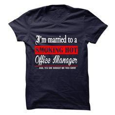 World Best Office Manager Wife T Shirt, Hoodie, Sweatshirt