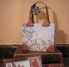 Mel Stampz: Purse Parts (template) - this will also take  you to tons of other free purse templates