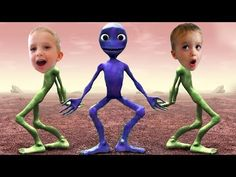 Dame Tu Cosita Dance Challenge - Learning Color Vlad Kids Show | Dance Musically Compilation - YouTube