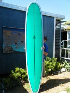 surfing turquoise