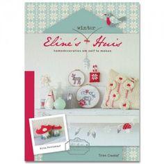 Eline's Winterhuis - boek en la pagina by Petra