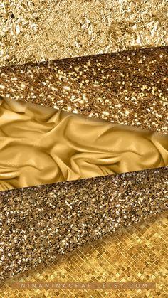Golden Colour Wallpaper, Rose Gold Wallpaper, Glitter Wallpaper, Cute Wallpaper Backgrounds, Cute Wallpapers, Iphone Backgrounds, Desktop Wallpapers, Golden Background, Collage Background