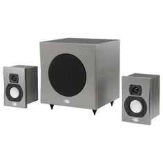 Blue Sky Media - sest sounding studio monitors used in my office, super clear and great separation.