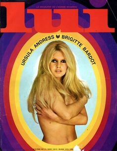 Saucy French magazine from the late 60s-early 70s, Lui