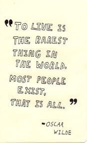 -Oscar Wilde