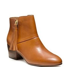 SALE - Born Alamid Ankle Boots Womens Brown Leather - $149.00 ONLY ...