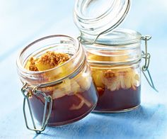 Cette recette est parfaite pour improviser un dessert en quelques minutes ! Vos invités y verront que du feu !