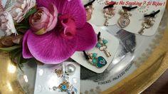 Orecchini piccoli chiavi e cuori ,tanti bijoux