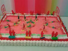 Tartas de chuches y detalles y regalos originales hechos con chuches para comuniones, bodas, bautizos, cumpleaños, celebraciones.