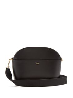 Click here to buy A.P.C. Gabrielle leather cross-body bag at MATCHESFASHION.COM