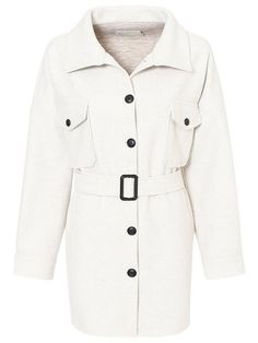 Shop NLY Trend Belted Shacket | Jackets - Nelly.com Shop Till You Drop, Cool Jackets, Bra Sizes, New Outfits, Party Dress, Tights, Belt, Womens Fashion, Pants