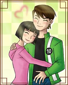 julie x ben | Ben and Julie - Ben 10: Ultimate Alien Photo (19899305) - Fanpop ...