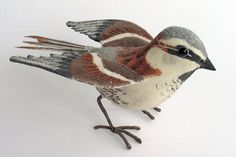 Emily Sutton Illustration – Songbird Sculptures