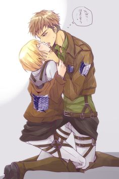 Shingeki no Kyojin Attack on Titan Jean Kirschstein Christa Renz