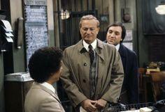 "Still of Ron Glass, Barry Gordon and Joe Mantell in ""Barney Miller"" Ron Glass, Barney Miller, Ol"