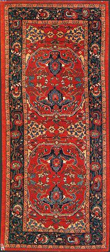 Persian Bidjar Oriental Rug #31343