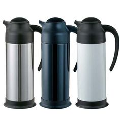 Coffee Carafe  Steel Vac 237 oz Capacity 1 Each >>> Learn more by visiting the image link.