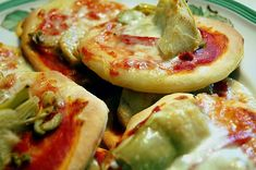 Albertos Pizzette
