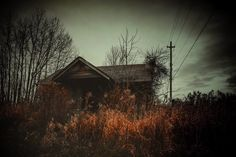 "cowtownchad: ""The Expectation of Loss, Ohio "" Southern Gothic, Abandoned Places, Ohio, Folk, Horror, House Styles, Popular, Fork, Folk Music"