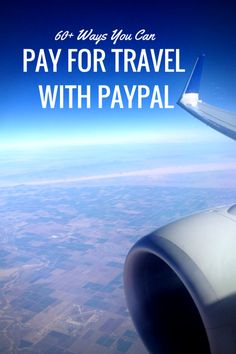 Pay for Travel with Paypal