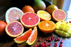 2 citruses a day can save you from #OvarianCancer.