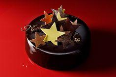ベルギー王室御用達「ヴィタメール」2016年クリスマスケーキ、夜に煌く星をテーマに | ニュース - ファッションプレス