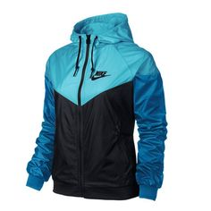 about VTG Nike Jacket Windbreaker Black Grey Blue Women's Size Large Nike WindRunner Women's Jacket Windbreaker Hoodie Blue Black in Clothing, Shoes & Accessories, Women's Clothing, Coats & Jackets Sporty Outfits, Nike Outfits, Fashion Outfits, Hoodie Jacket, Nike Jacket, Nike Windrunner Jacket, Black Windbreaker, Jackets For Women, Clothes For Women