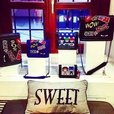 So Sweet. ...#newcollection #NYC #popbag #STEVEJ #unic #soaddicted #pegboutique #SPEDIZIONEGRATUITA in24h #contattateciwhatsapp