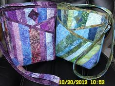 (7) Name: 'Quilting : Cross Body Bag & Bonus Patterns!