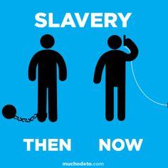 Slavery Now