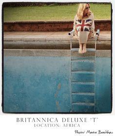 Britannica Deluxe Top, location: Africa