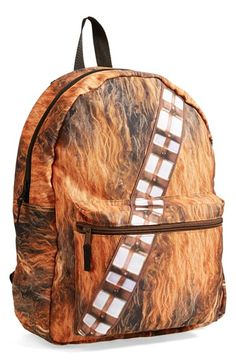 STAR WARS 'Chewbacca™' Reversible Backpack (Boys) available at #Nordstrom
