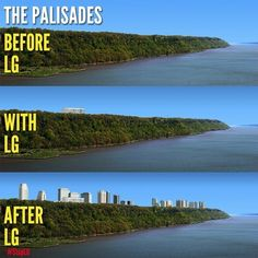 Group Formally Pans View-Marring LG Palisades Headquarters