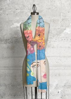 ART MEETS FASHION — Maggie G Miller Art & Design