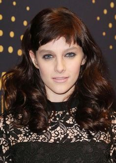 Aubrey Peeples at 2015 CMT Artists of the Year...