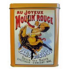 Moulin Rouge - peltipurkki