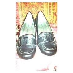 I just discovered this while shopping on Poshmark: Busines casual Shoes. Check it out!  Size: 9