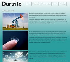 This website has to put over a lot of info, clear text and lots of images helps to keep visitor interest.  http://www.dartrite.co.uk/whatwedo.php