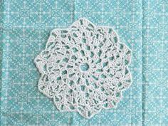 DIY Crochet Dream Catcher Doily